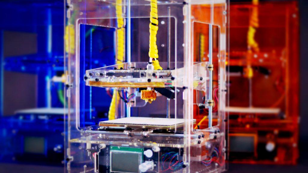 3D 列印機 – Icecube